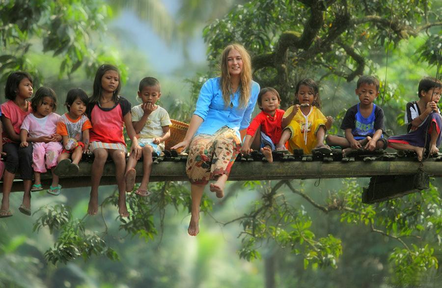 5169 Индонезийские истории фотографа Девана Иравана