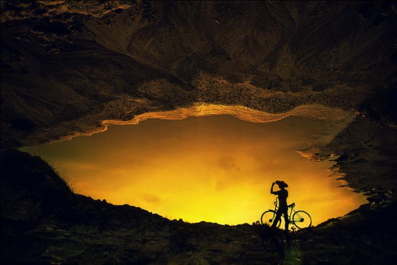 517 Солнечные силуэты в фотографиях Ирвинга Лубиса