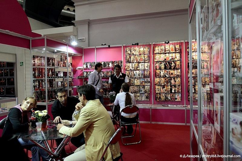 522 На выставке для взрослых «X'show 2012″ в Москве