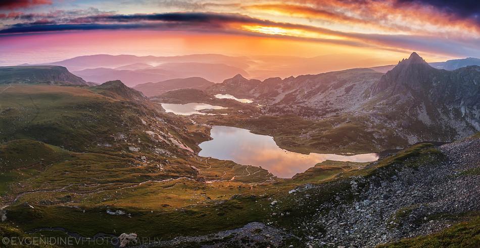 5611 Болгарские пейзажи фотографа Евгения Динева