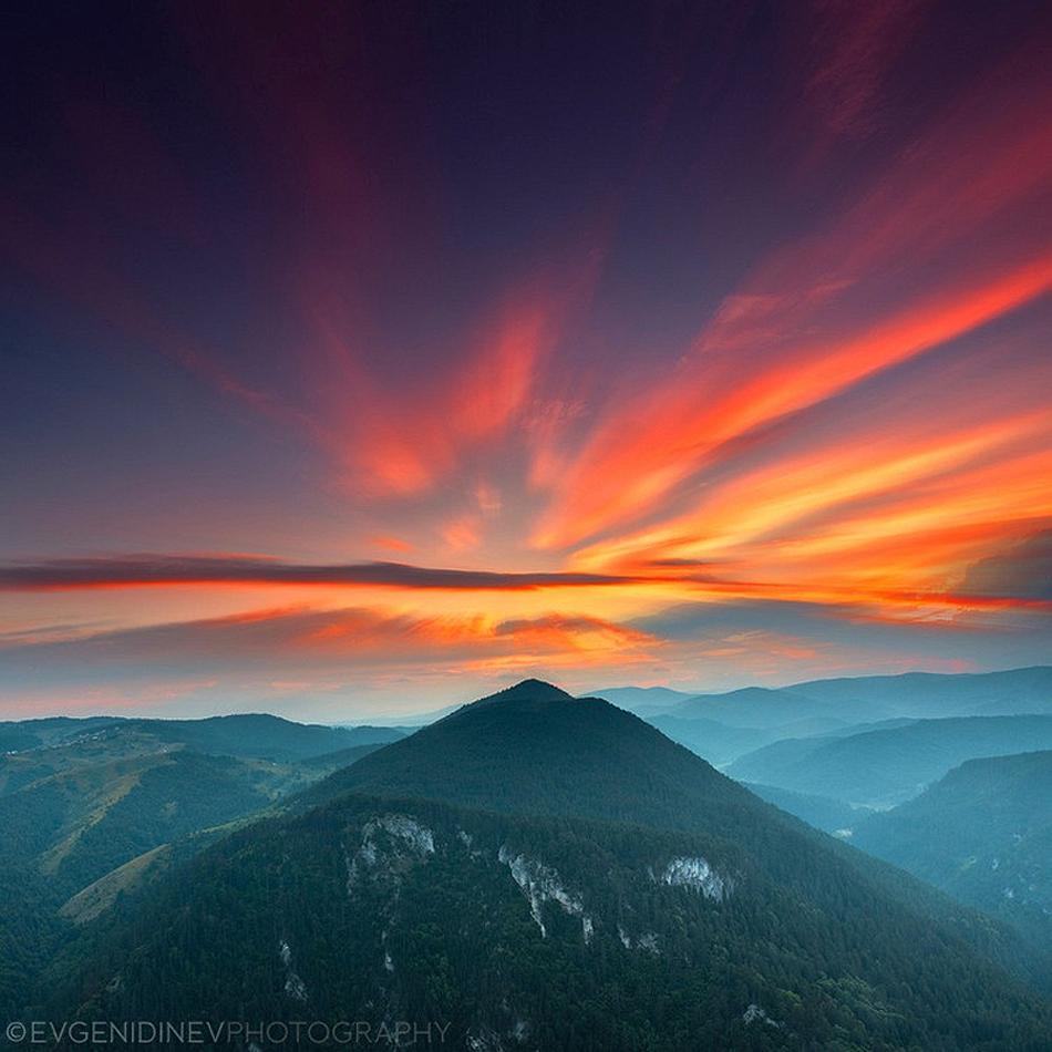 5711 Болгарские пейзажи фотографа Евгения Динева