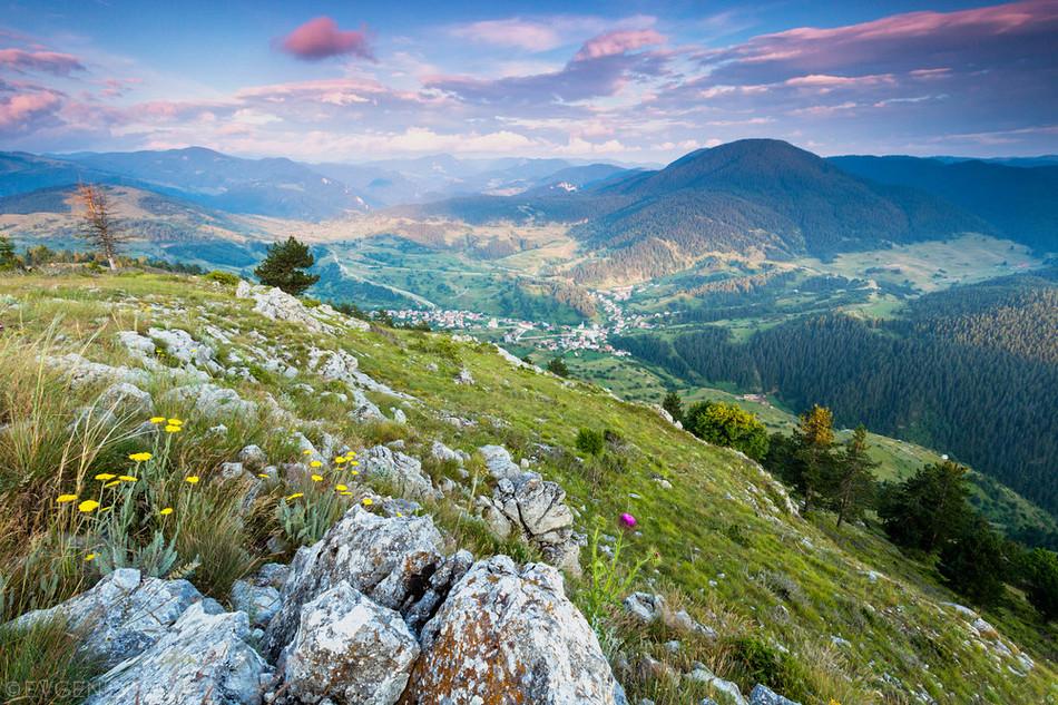 5811 Болгарские пейзажи фотографа Евгения Динева