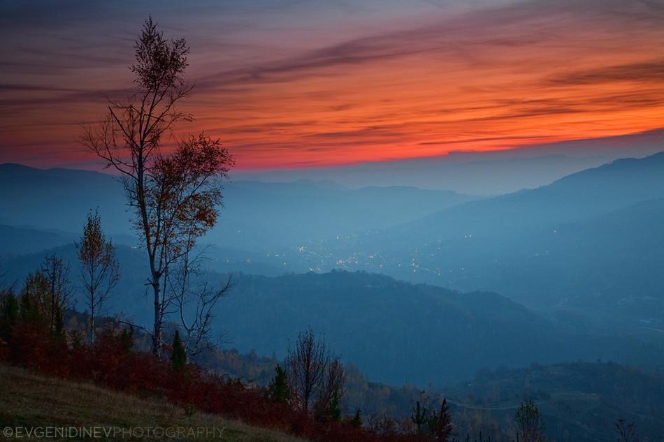 605 Болгарские пейзажи фотографа Евгения Динева
