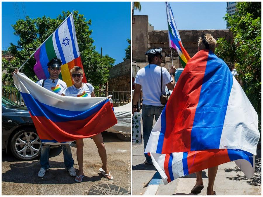 6101 Тель Авивский Гей Парад 2012