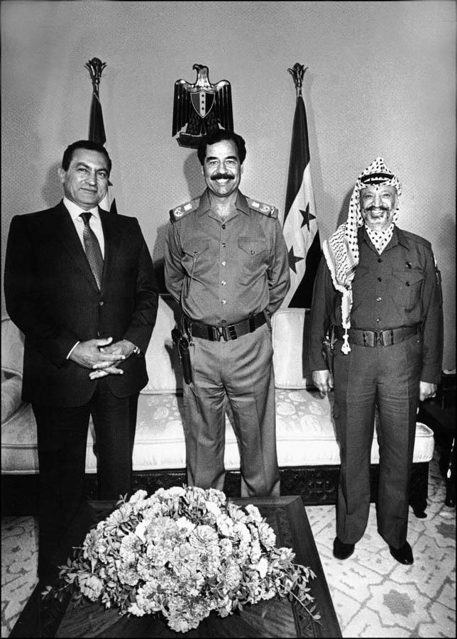 6120 Жизнь Хосни Мубарака в фотографиях
