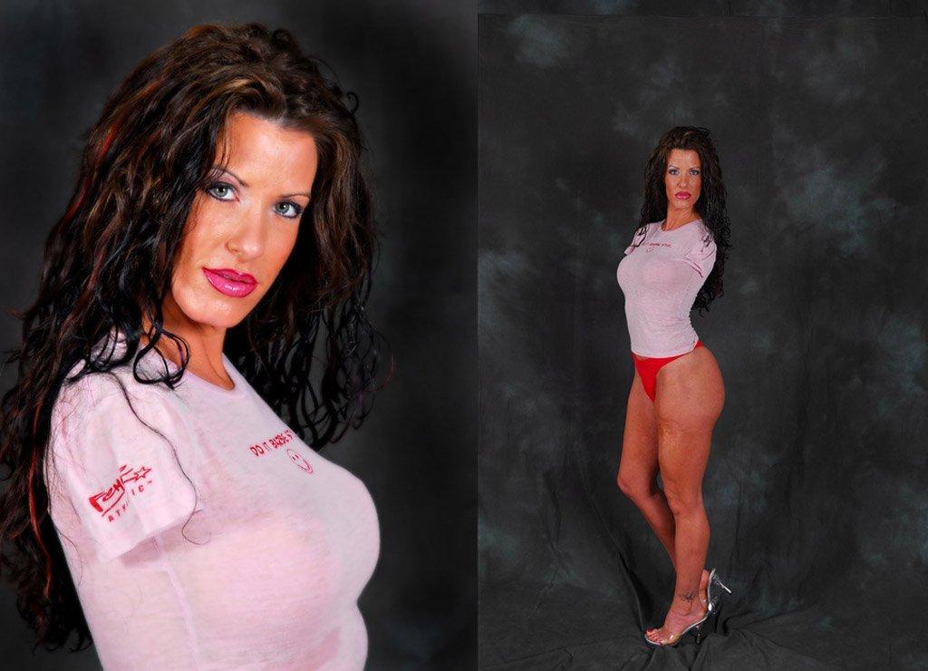 626 Сильная женщина по имени Барби
