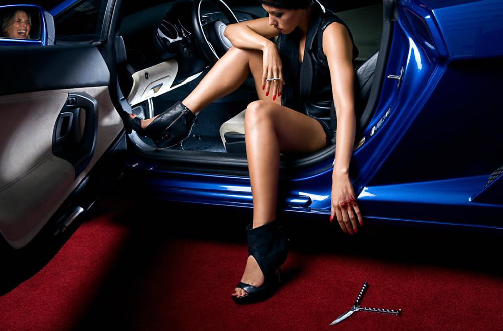 630 Реклама и секс в работах фотографа Шона Дюфрена