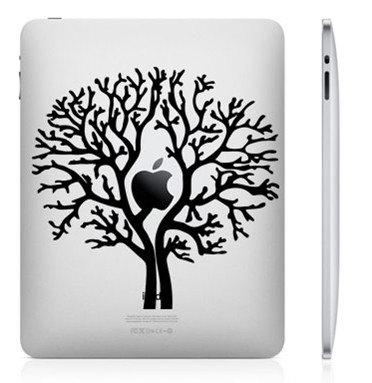 635 33 креативных наклейки на ваш iPad