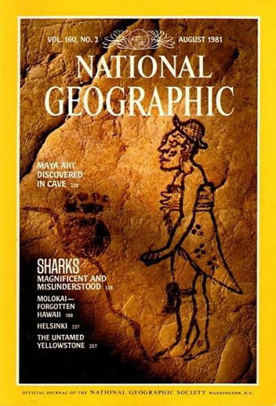 663 20 лучших обложек журнала National Geographic