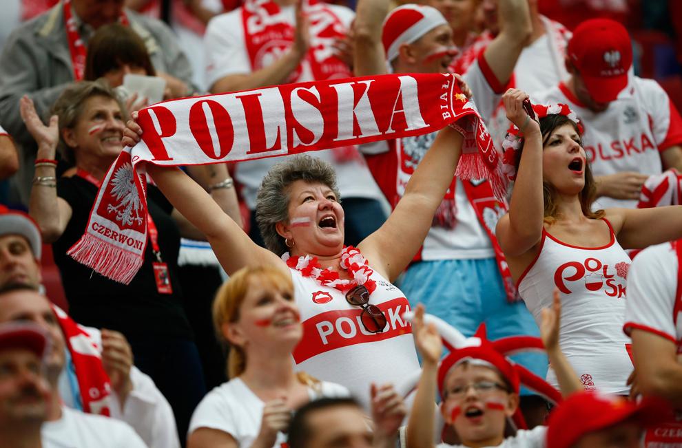 684 Евро 2012   фанаты