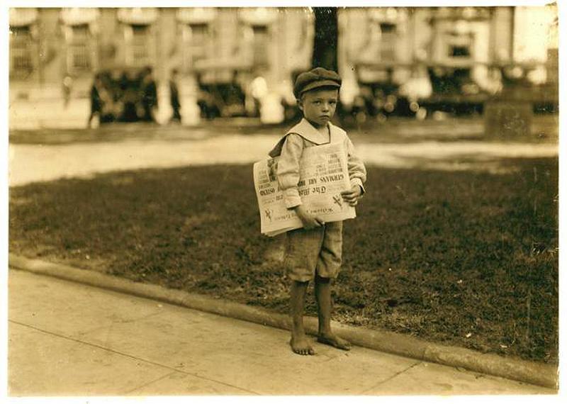 686 Детский труд в истории