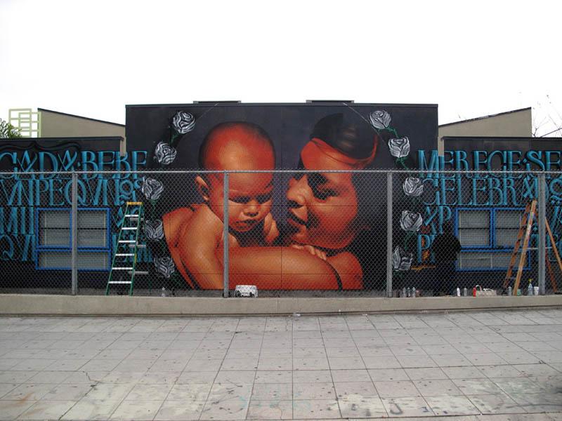 7122 Граффити от Эль Мак