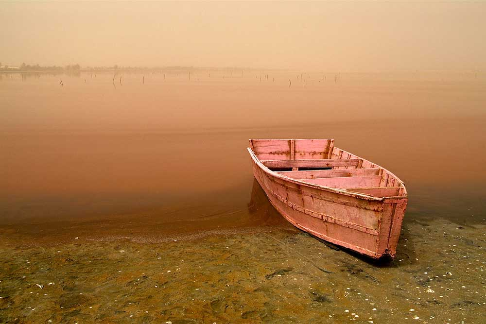 7232515492 42bf51a66c b Розовое озеро в Сенегале