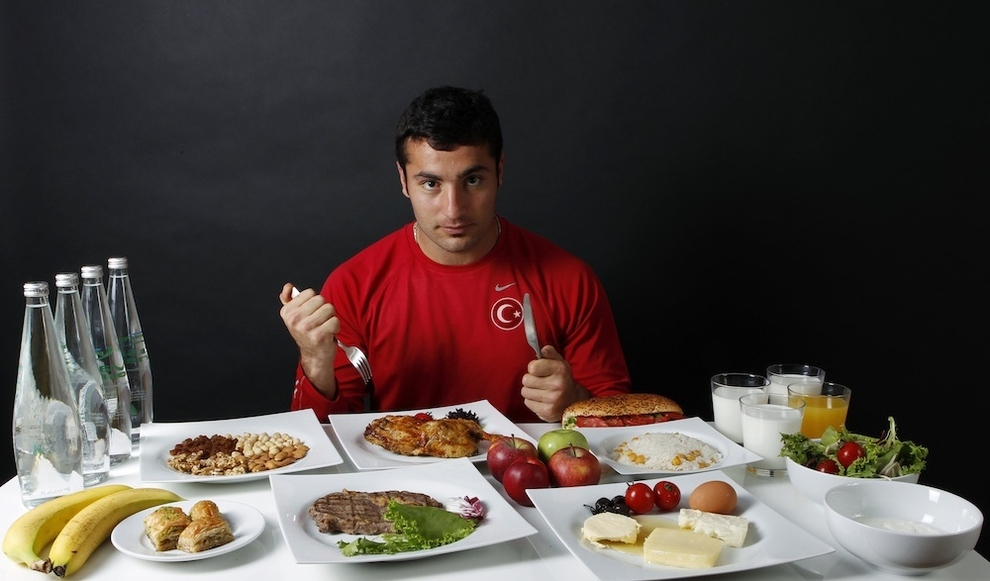 768 Olympic Diet