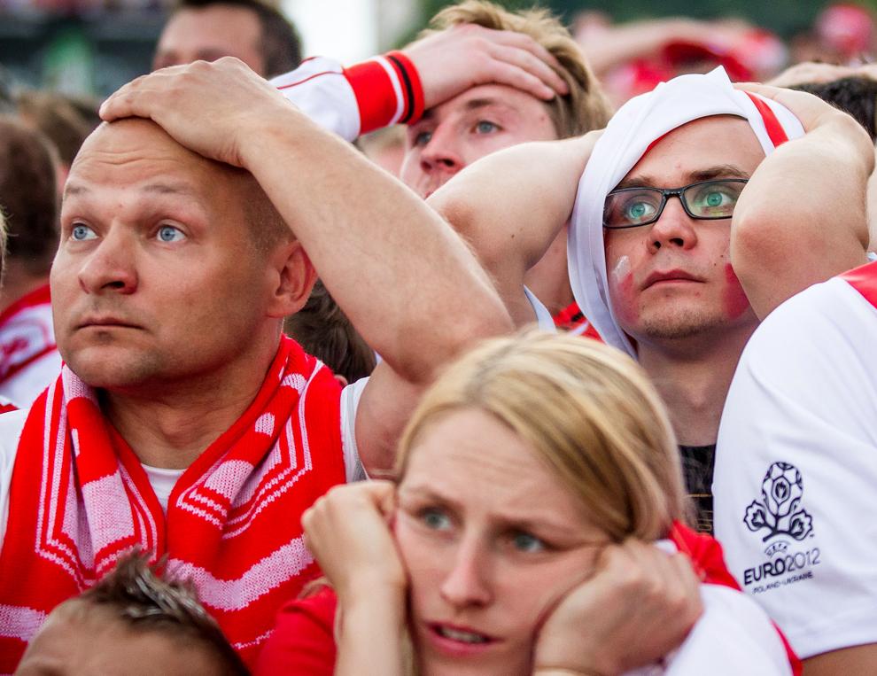 777 Евро 2012   фанаты