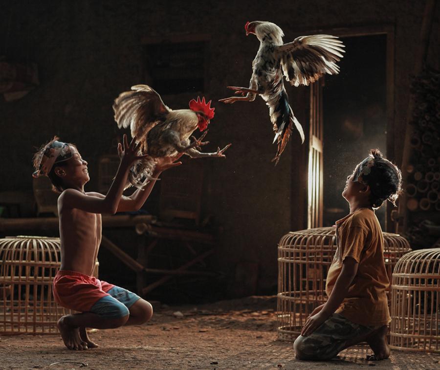 8137 Индонезийские истории фотографа Девана Иравана