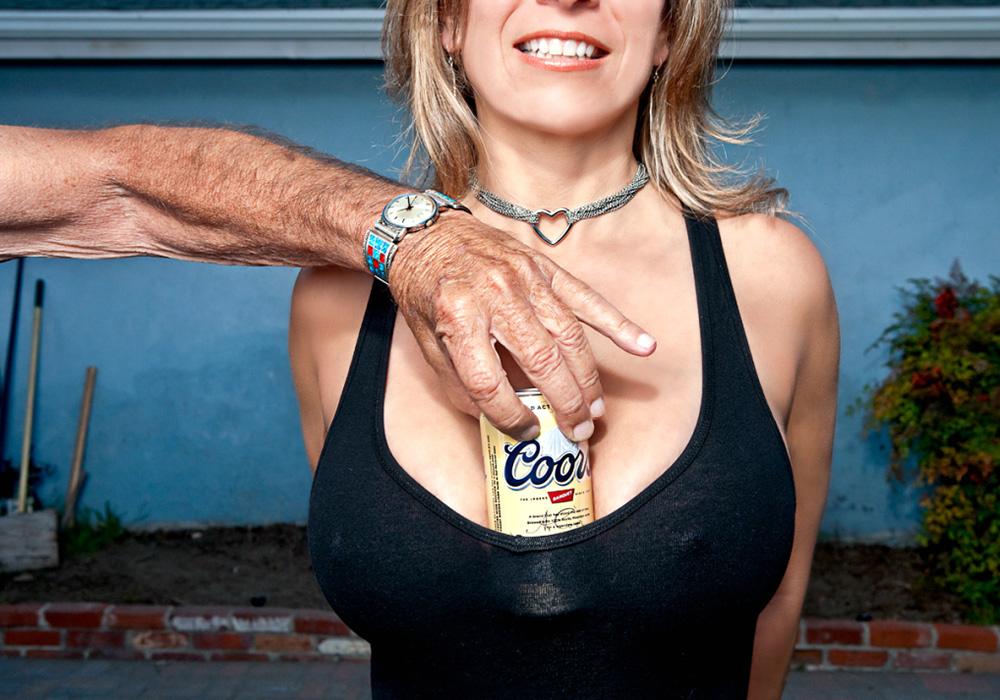 826 Реклама и секс в работах фотографа Шона Дюфрена