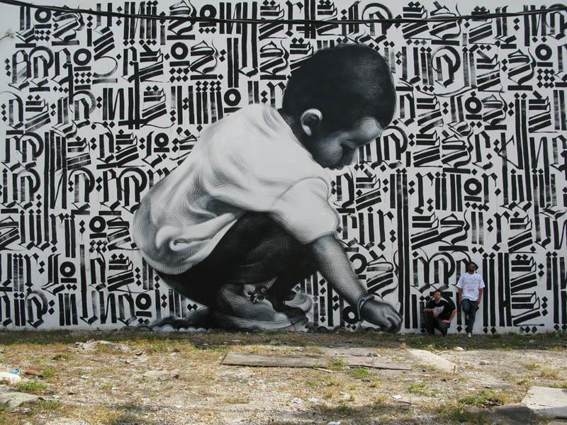 9107 Граффити от Эль Мак