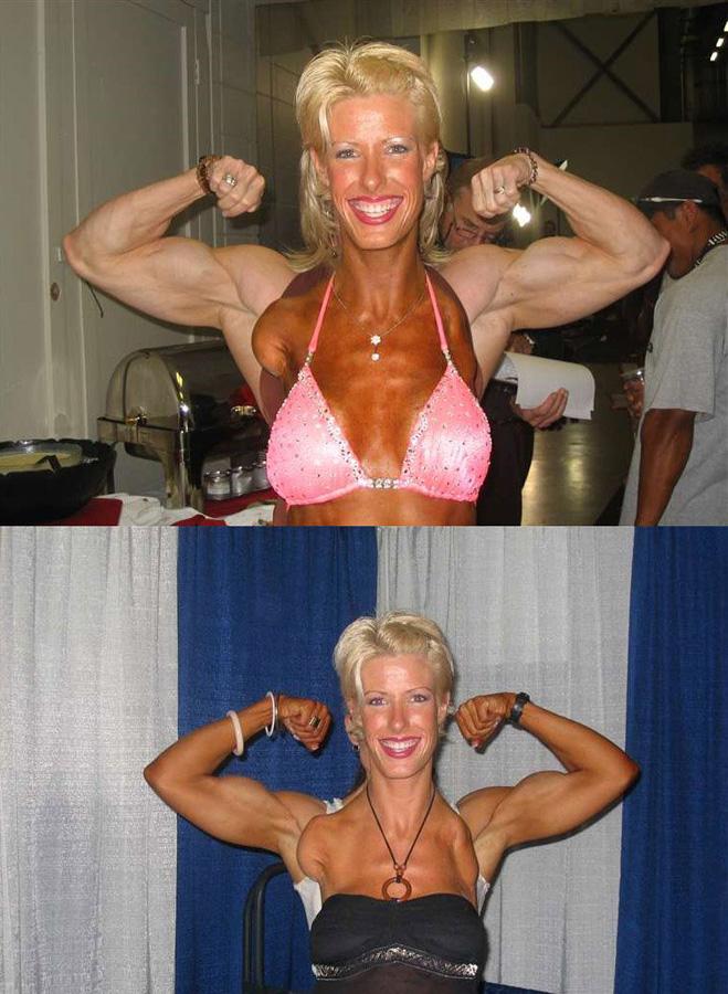 920 Сильная женщина по имени Барби