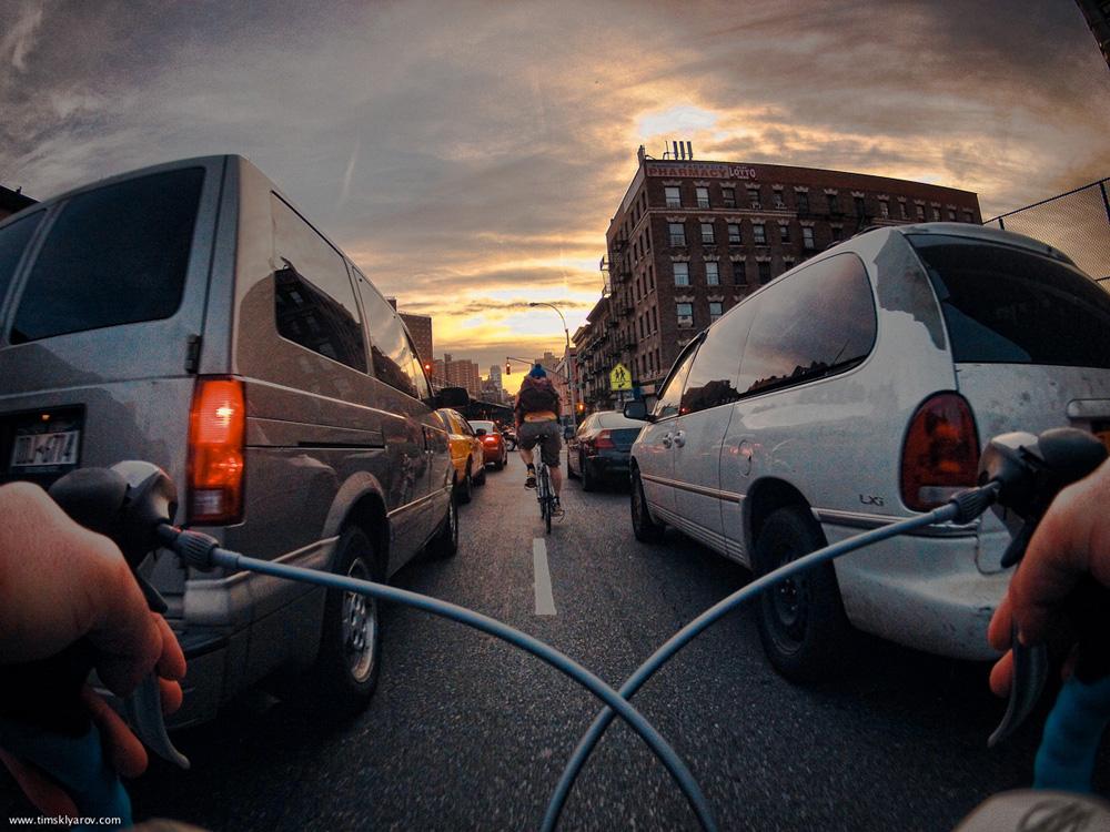 923 Нью Йорк глазами дорожного велосипеда