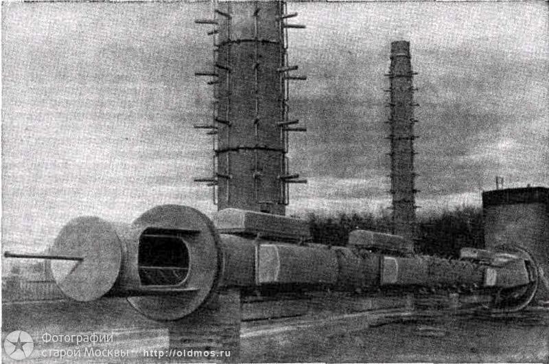 934 18 кадров о том, как строили Останкинскую башню