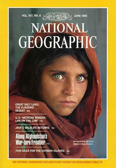 949 20 лучших обложек журнала National Geographic