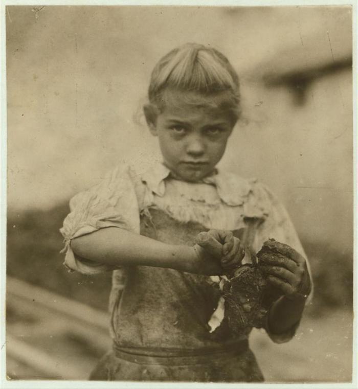 967 Детский труд в истории