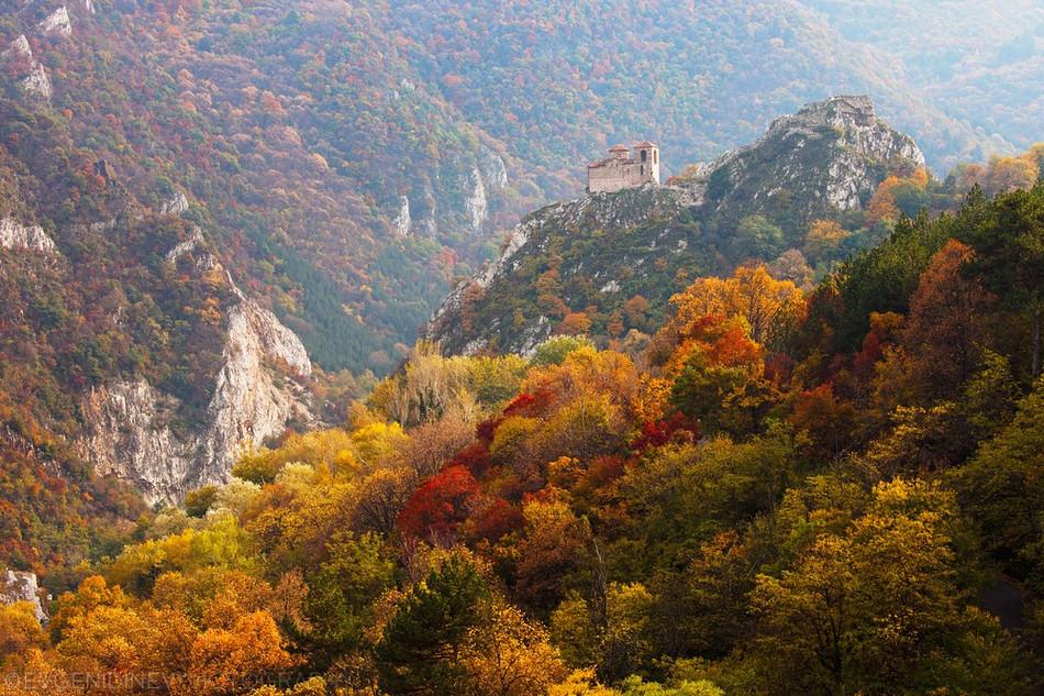 974 Болгарские пейзажи фотографа Евгения Динева
