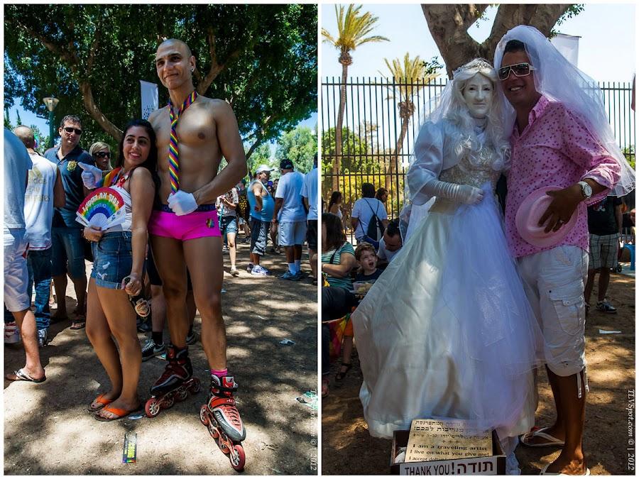 980 Тель Авивский Гей Парад 2012