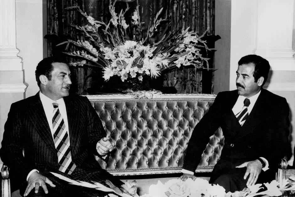 996 Жизнь Хосни Мубарака в фотографиях