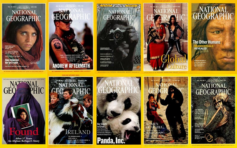 BIGPIC16 20 лучших обложек журнала National Geographic