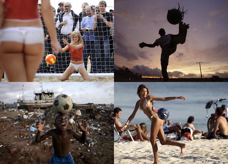 BIGPIC21 Весь мир играет в футбол