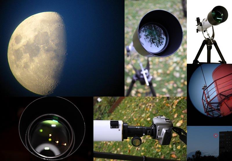 Телескоп под микроскопом: как он работает?