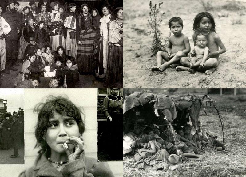 BIGPIC38 Жизнь цыган в Европе до Второй Мировой войны