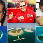 Знаменитости – владельцы островов
