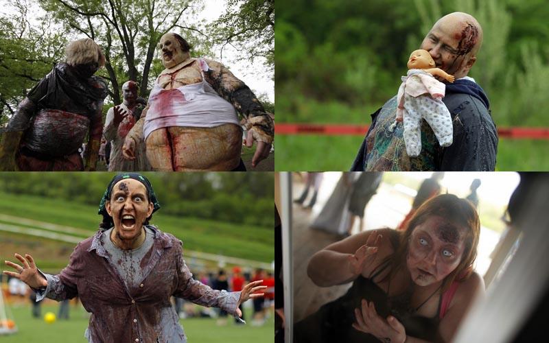 BIGPIC52 Угроза зомби апокалипсиса в фотографиях