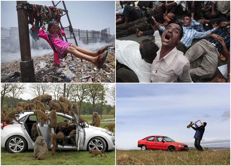 BIGPIC8 Фото REUTERS за май