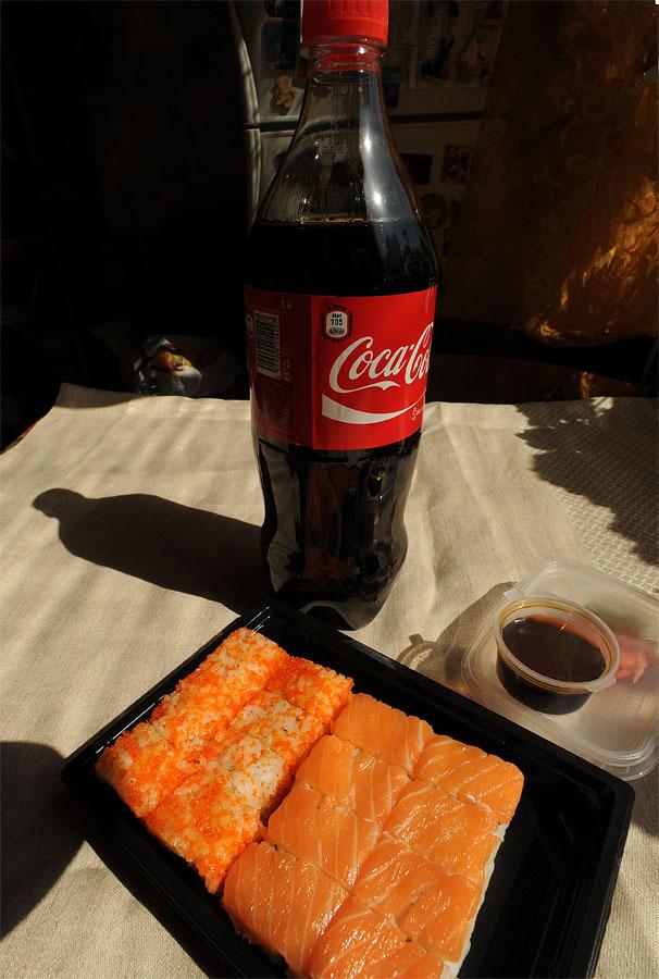 DSC 1851 Вся правда о доставке еды: Сан Марино