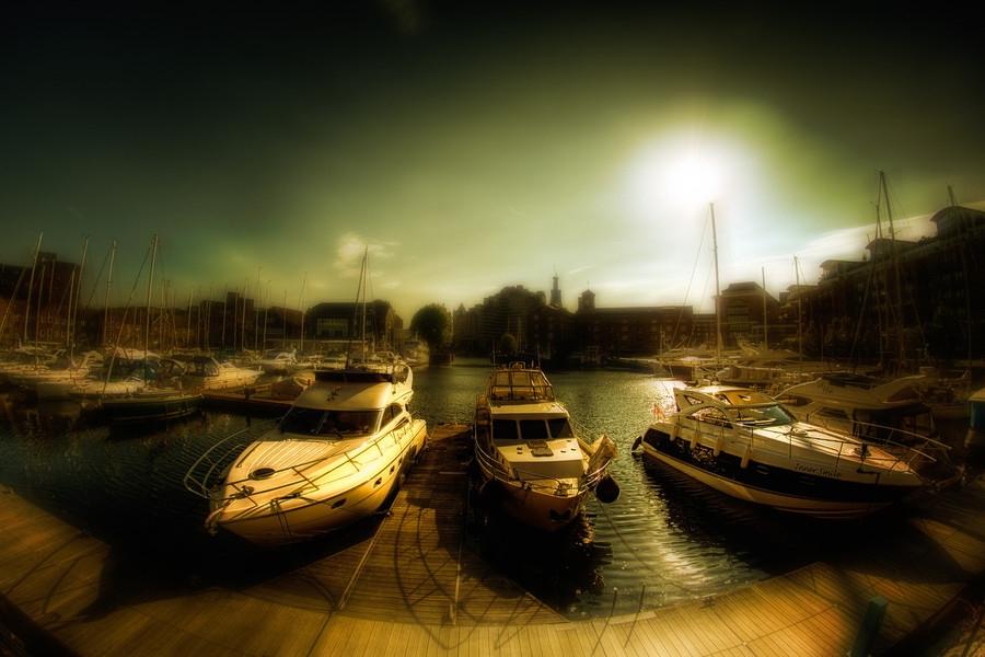 HDR 8 HDR фотография от лондонского мастера Майкла Мерфи