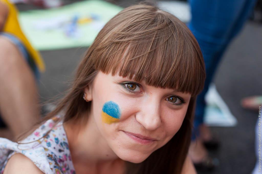 IMG 6922 Болельщицы на матче Украина Швеция