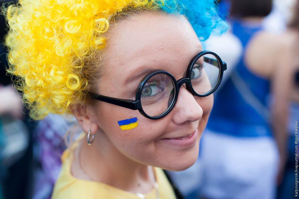 IMG 6927 Болельщицы на матче Украина Швеция