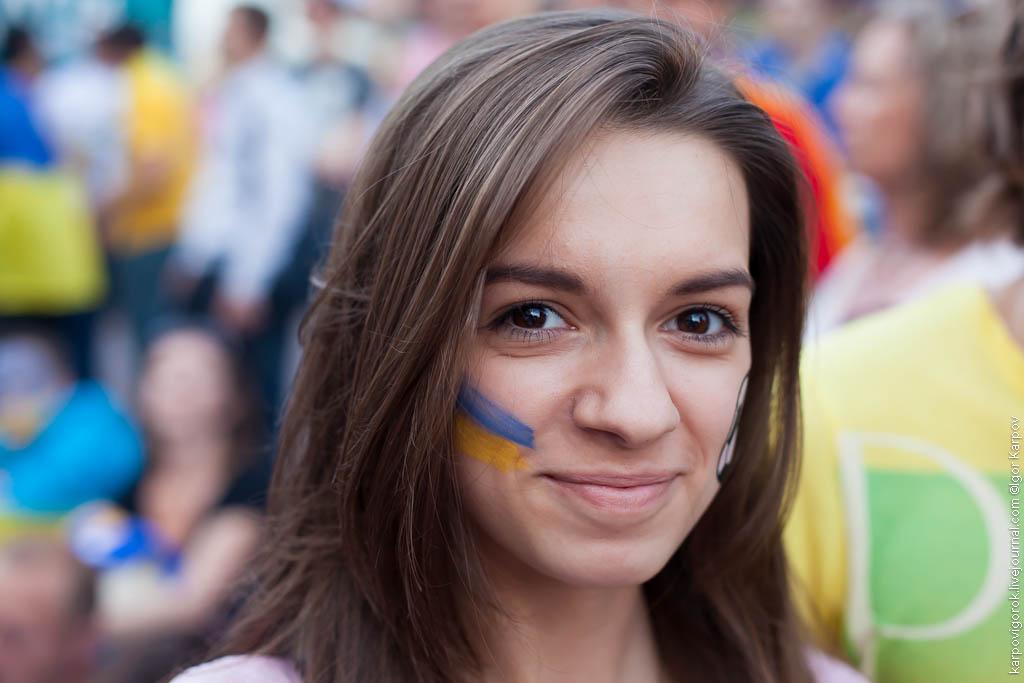 IMG 6928 Болельщицы на матче Украина Швеция