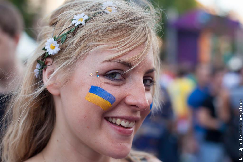 IMG 6937 Болельщицы на матче Украина Швеция