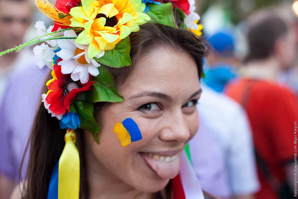 IMG 6939 Болельщицы на матче Украина Швеция