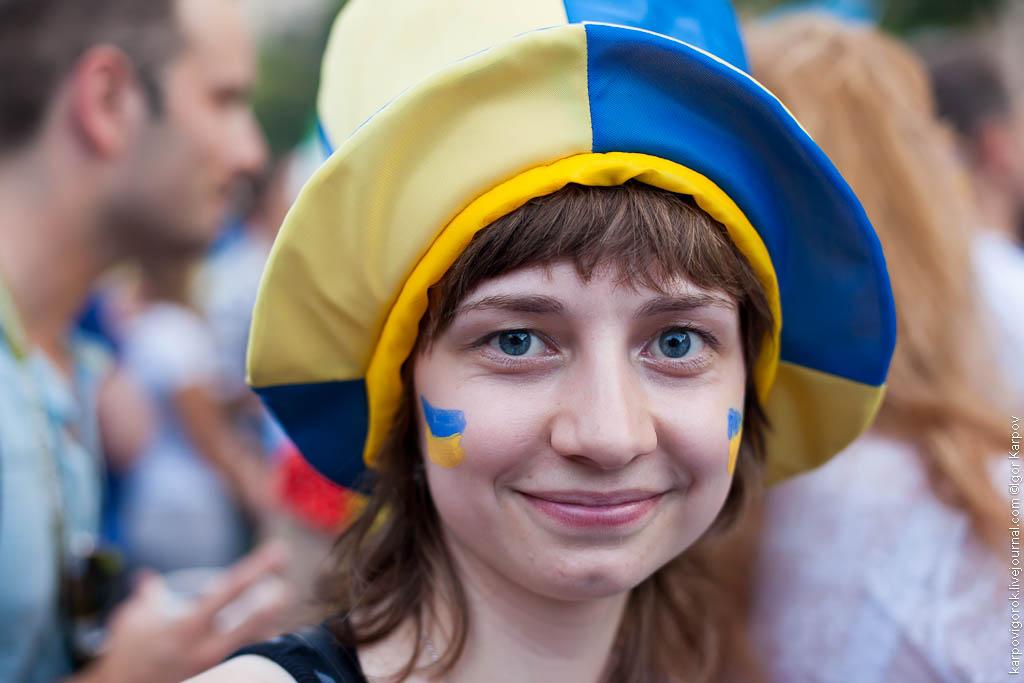 IMG 6949 Болельщицы на матче Украина Швеция