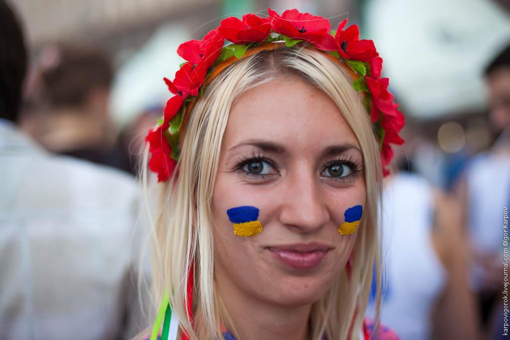 IMG 6953 Болельщицы на матче Украина Швеция