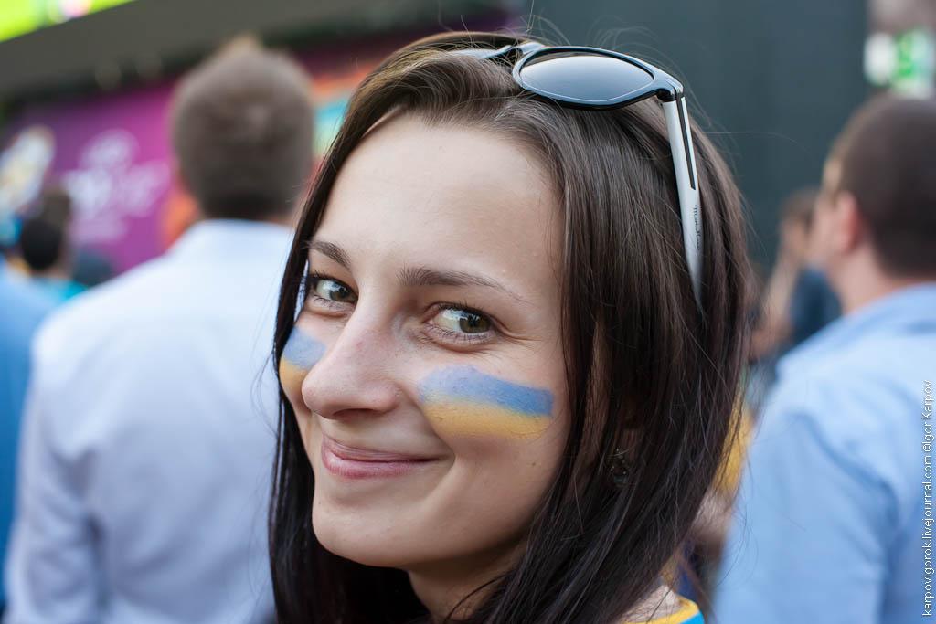IMG 6960 Болельщицы на матче Украина Швеция
