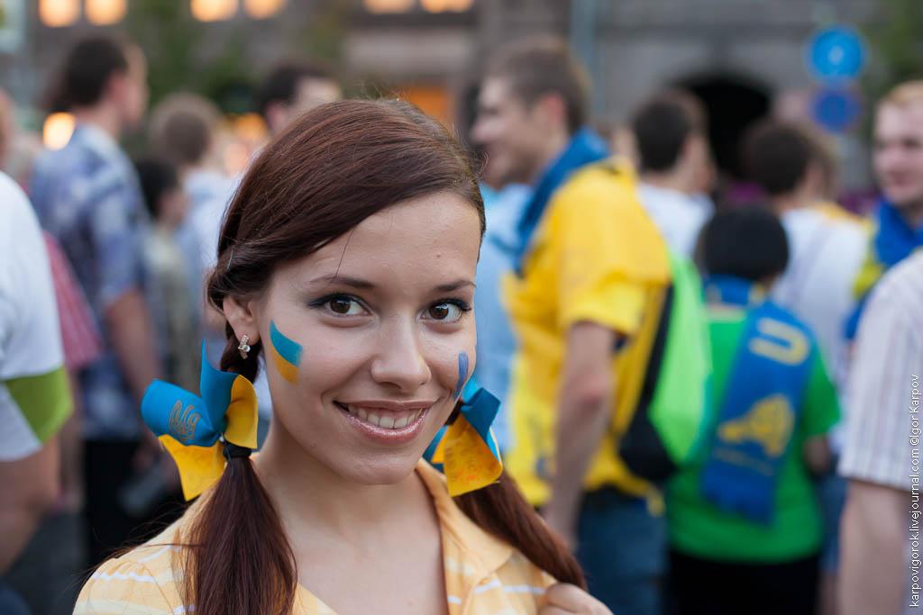 IMG 6964 Болельщицы на матче Украина Швеция