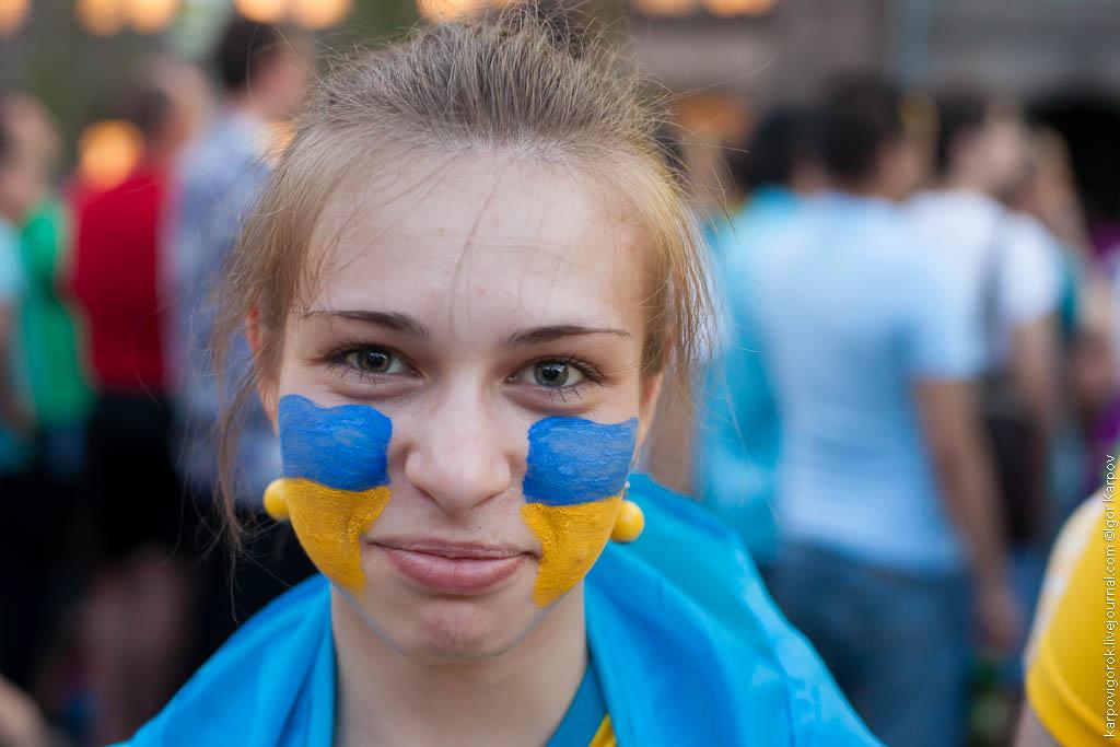IMG 6966 Болельщицы на матче Украина Швеция