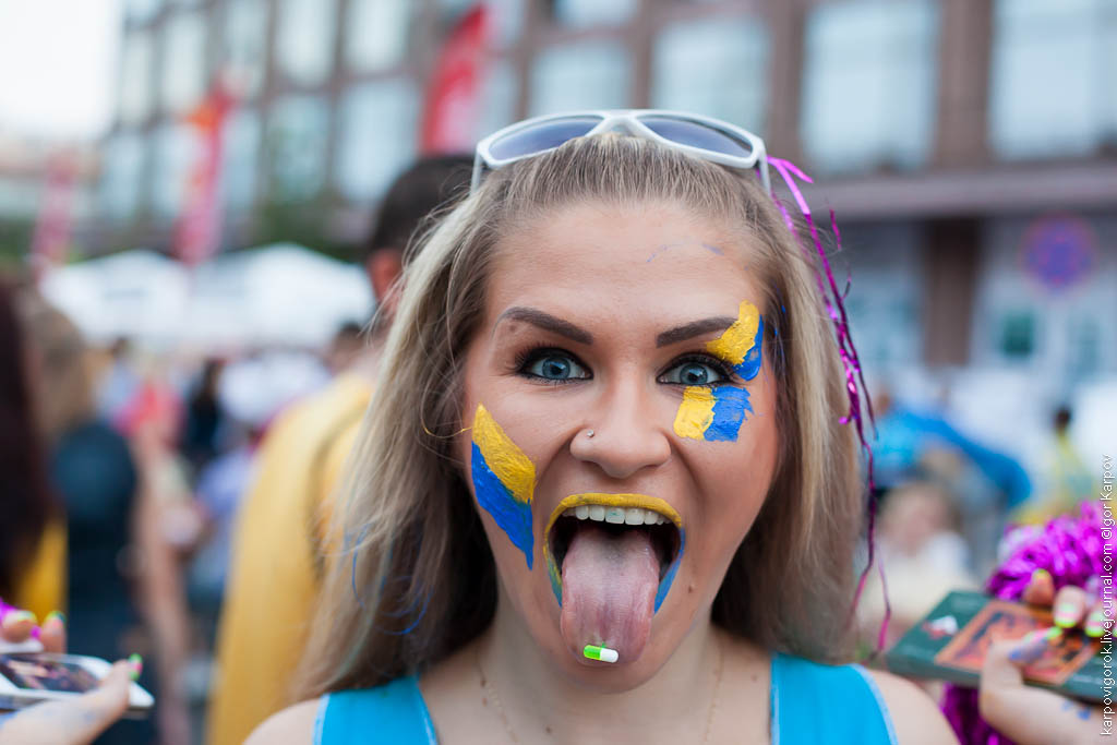 IMG 6969 Болельщицы на матче Украина Швеция